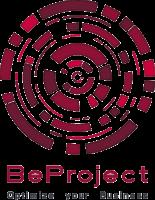 LogoBeProjectVertical