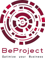 LogoBeProjectVertical